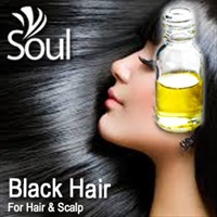 Essential Oil Black Hair - 10ml - Click Image to Close
