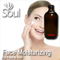 Essential Oil Face Moisturizing - 50ml - Click Image to Close